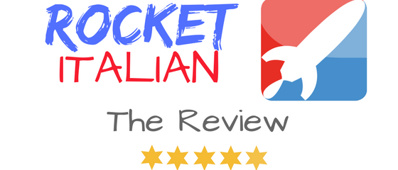 Rocket Italian review  - Reviews of TOP Italian Courses